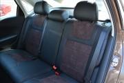 Фото 4 - Чехлы MW Brothers Volkswagen Polo V Hatchback (2009-н.д.), коричневая алькантара
