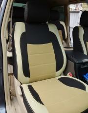 MW Brothers Lexus GX 470 (2003-2009), бежевые вставки