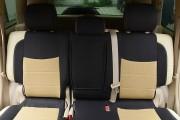 Фото 3 - Чехлы MW Brothers Lexus GX 470 (2003-2009), бежевые вставки