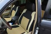 Фото 6 - Чехлы MW Brothers Lexus GX 470 (2003-2009), бежевые вставки