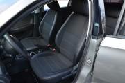 Фото 2 - Чехлы MW Brothers Seat Toledo Mk4 (2013-н.д), серая нить