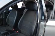 Фото 3 - Чехлы MW Brothers Seat Toledo Mk4 (2013-н.д), серая нить