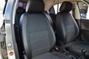 Фото 8 - Чехлы MW Brothers Seat Toledo Mk4 (2013-н.д), серая нить