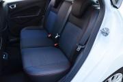 Фото 4 - Чехлы MW Brothers Ford Fiesta Mk7 (2009-2018), темные + красная нить