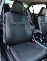 MW Brothers Honda Accord 9 (2013-н.д), красная нить