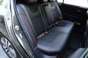 Фото 3 - Чехлы MW Brothers Honda Accord 9 (2013-н.д), красная нить