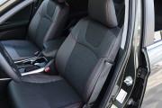 Фото 6 - Чехлы MW Brothers Honda Accord 9 (2013-н.д), красная нить