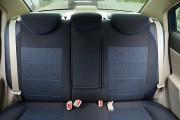Фото 6 - Чехлы MW Brothers Hyundai Accent Verna (2005-2010), синяя нить