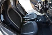 Фото 3 - Чехлы MW Brothers Mercedes-Benz Smart Fortwo I (450) (1998-2007), светлые вставки