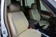 Фото 2 - Чехлы MW Brothers Lexus GX 470 (2003-2009), полностью бежевые
