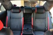 Фото 3 - Чехлы MW Brothers Toyota Camry XV 50/55 (2011-2017), (premium) красные вставки