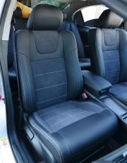 MW Brothers Honda Civic 8 4D (2006-2012), алькантара антрацит