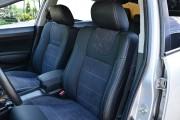Фото 2 - Чехлы MW Brothers Honda Civic 8 4D (2006-2012), алькантара антрацит
