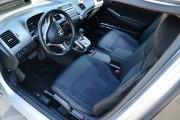Фото 3 - Чехлы MW Brothers Honda Civic 8 4D (2006-2012), алькантара антрацит