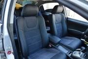 фото 4 - Чехлы MW Brothers Honda Civic 8 4D (2006-2012), алькантара антрацит