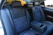 Фото 7 - Чехлы MW Brothers Honda Civic 8 4D (2006-2012), алькантара антрацит