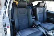 Фото 8 - Чехлы MW Brothers Honda Civic 8 4D (2006-2012), алькантара антрацит