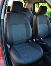 MW Brothers Hyundai Getz (2002-2011), темные + красная нить