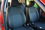 Фото 4 - Чехлы MW Brothers Hyundai Getz (2002-2011), темные + красная нить