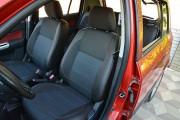 Фото 6 - Чехлы MW Brothers Hyundai Getz (2002-2011), темные + красная нить
