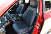 Фото 2 - Чехлы MW Brothers Mazda CX-5 II (2017-н.д.), красная нить