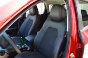 Фото 6 - Чехлы MW Brothers Mazda CX-5 II (2017-н.д.), красная нить