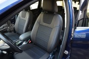 фото 2 - Чехлы MW Brothers Ford C-Max II (2010-н.д.), синяя нить