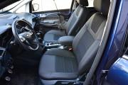 фото 3 - Чехлы MW Brothers Ford C-Max II (2010-н.д.), синяя нить