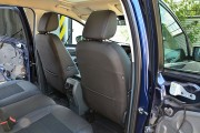 Фото 7 - Чехлы MW Brothers Ford C-Max II (2010-н.д.), синяя нить