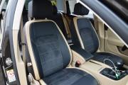Фото 8 - Чехлы MW Brothers Volkswagen Passat B7 (2010-2015), бежевые вставки