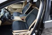 Фото 2 - Чехлы MW Brothers Volkswagen Passat B7 Variant (2010-2015), бежевые вставки