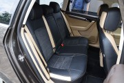 Фото 5 - Чехлы MW Brothers Volkswagen Passat B7 Variant (2010-2015), бежевые вставки