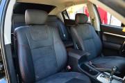 Фото 8 - Чехлы MW Brothers Mitsubishi Galant 9 (2003-2012), красная нить