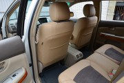 Фото 3 - Чехлы MW Brothers Lexus RX350 II (2003-2009), бежевые + серо-коричневая алькантара