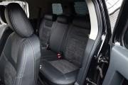 Фото 4 - Чехлы MW Brothers Toyota FJ Cruiser (2006-2014), серая нить