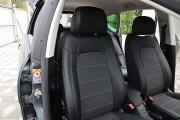 Фото 6 - Чехлы MW Brothers Seat Toledo Mk3 (2005-2009), серая нить