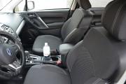 Фото 3 - Чехлы MW Brothers Subaru Forester IV (2013-н.д), серая нить