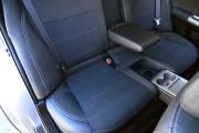 """'ото 5 - """"ехлы MW Brothers Subaru Forester III (2008-2013), сера¤ нить"""