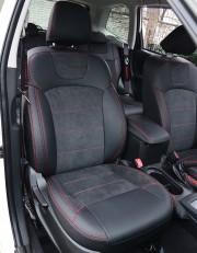 MW Brothers Subaru Forester IV (2013-2018), красная нить