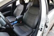 фото 2 - Чехлы MW Brothers Toyota Corolla (E210) (2019-н.д.), серая нить