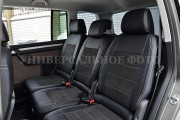 фото 4 - Чехлы MW Brothers Mazda CX-30 (2019-н.д.), серая нить