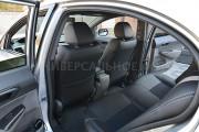 Фото 3 - Чехлы MW Brothers Hyundai Accent V sedan (2017-н.д.), серая нить
