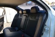 Фото 5 - Чехлы MW Brothers Hyundai Accent V sedan (2017-н.д.), серая нить