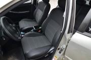 Фото 3 - Чехлы MW Brothers Toyota Corolla (E120) (2000-2006), серая нить