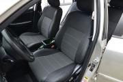 Фото 4 - Чехлы MW Brothers Toyota Corolla (E120) (2000-2006), серая нить