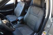Фото 2 - Чехлы MW Brothers Toyota Corolla (E120) (2000-2006), серая нить