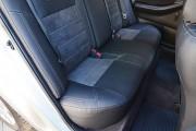 Фото 6 - Чехлы MW Brothers Toyota Corolla (E120) (2000-2006), серая нить