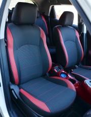 MW Brothers Nissan Juke (2011-2019), красные вставки