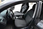 Фото 2 - Чехлы MW Brothers Toyota Auris I (2006-2012), серая нить