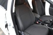 Фото 5 - Чехлы MW Brothers Toyota Auris II (2012-н.д.), серая нить